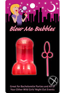 Blow Me Bubbles Penis Shaped