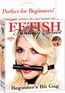 Fetish Fantasy Series Beginners Bit Gag Black