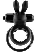 Screaming O Ohare Silicone Vibrating Rabbit Cockring...