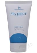 Sta Erect Delay Cream For Men 2 Ounce -...
