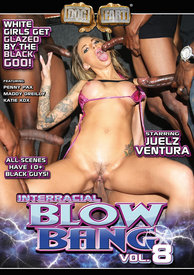 Interracial Blow Bang 08
