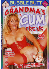 My Grandma Is A Cum Freak 01