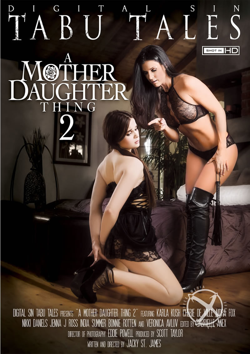 Mother Daughter Thing 02