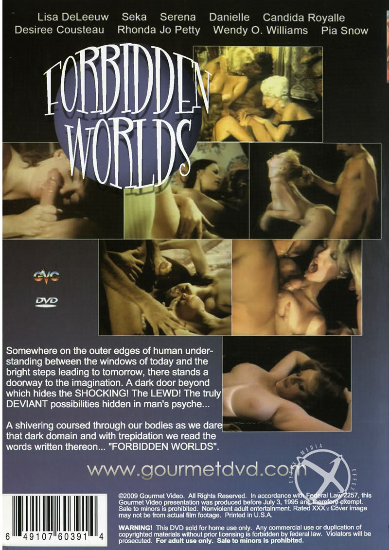 Forbidden Worlds XXX DVD and Sex Toys Store. Forbidden Worlds